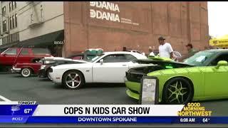 Cops N Kids Car Show