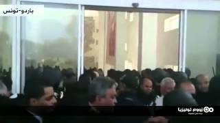 فرق أمنية تحيي فرقة مجابهة الارهاب بعد إتمام عملية متحف باردو