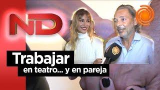 Fabian Vena y Paula Morales: ¿cómo es trabajar en pareja?