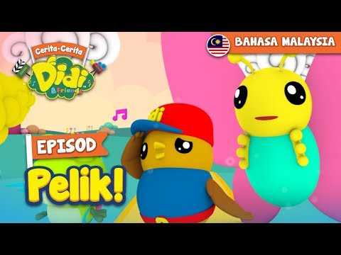 #13 Episod Pelik! | Didi & Friends