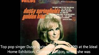 Dusty Springfield ~ Some of your lovin  (1965)