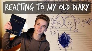 REACTING TO MY OLD DIARY   FINAL EPISODE