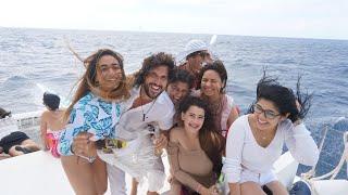 La Isla Saona llena de SOLTERAS: Un viaje para no olvidar... - William Ramos TV