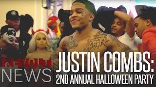 Justin Combs 2nd Annual Halloween Bash