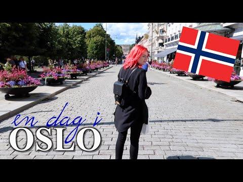 vlogg: EN DAG I OSLO