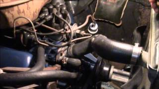 1965 Ford Mustang Top Side Mechanical Inspection