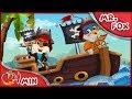 Mr Fox ~ Cruise ship ~ Mr Fox Funny Cartoon for kids  ~ Bedtime Stories | Stories for Kids [4K]