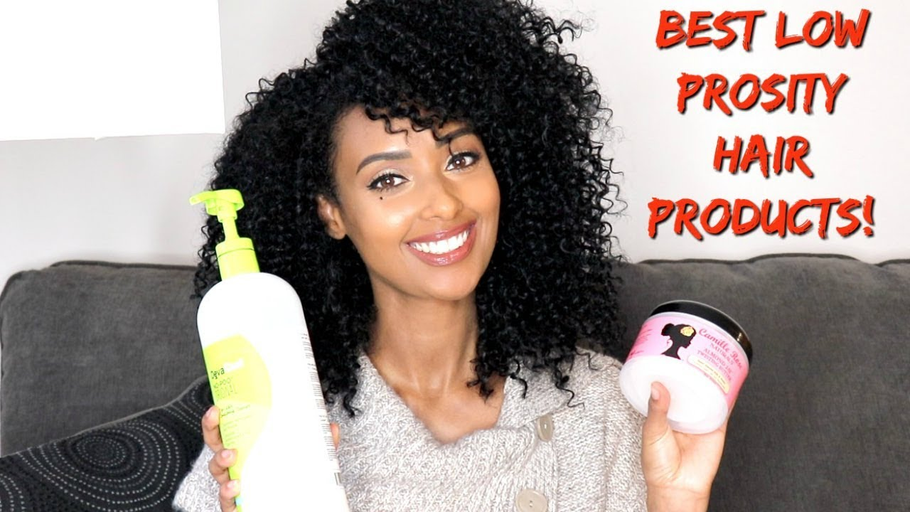 My Top Favourite Holy Grail Hair Products For Low Porosity Natural Hair Youtube