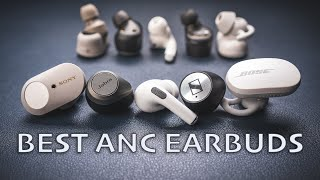 Best Active Noise Cancelling Earbuds