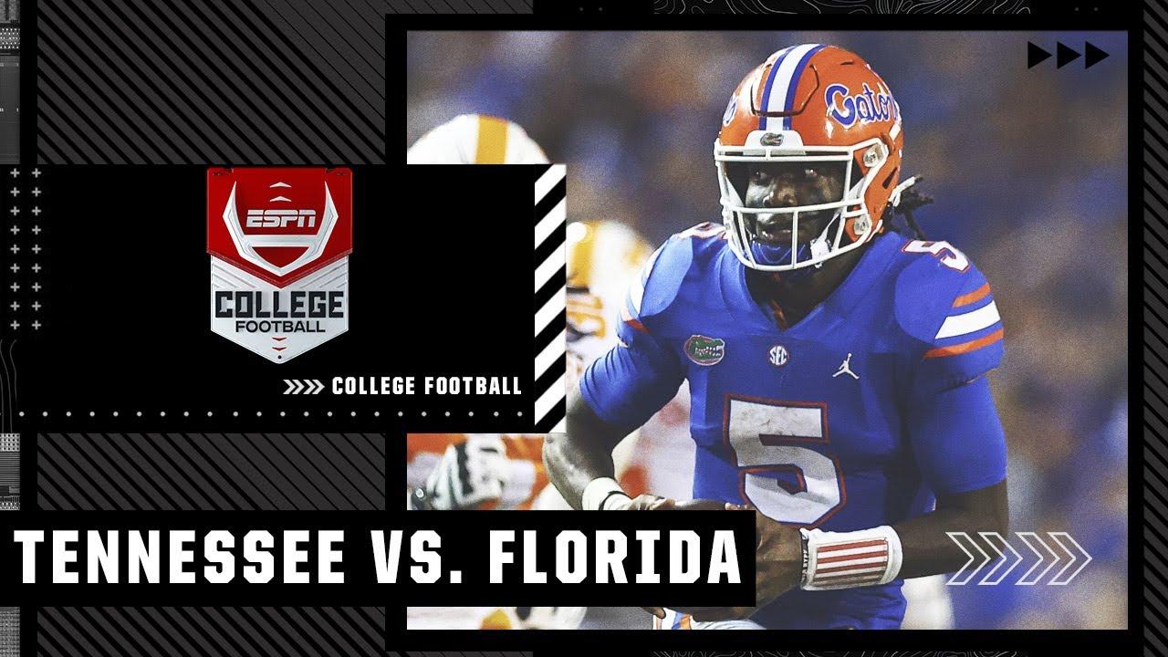 Tennessee vs. Florida - Game Recap - September 25, 2021 - ESPN
