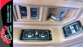 1988 Cadillac Eldorado Milford CT Stratford, CT #JU62277 - SOLD