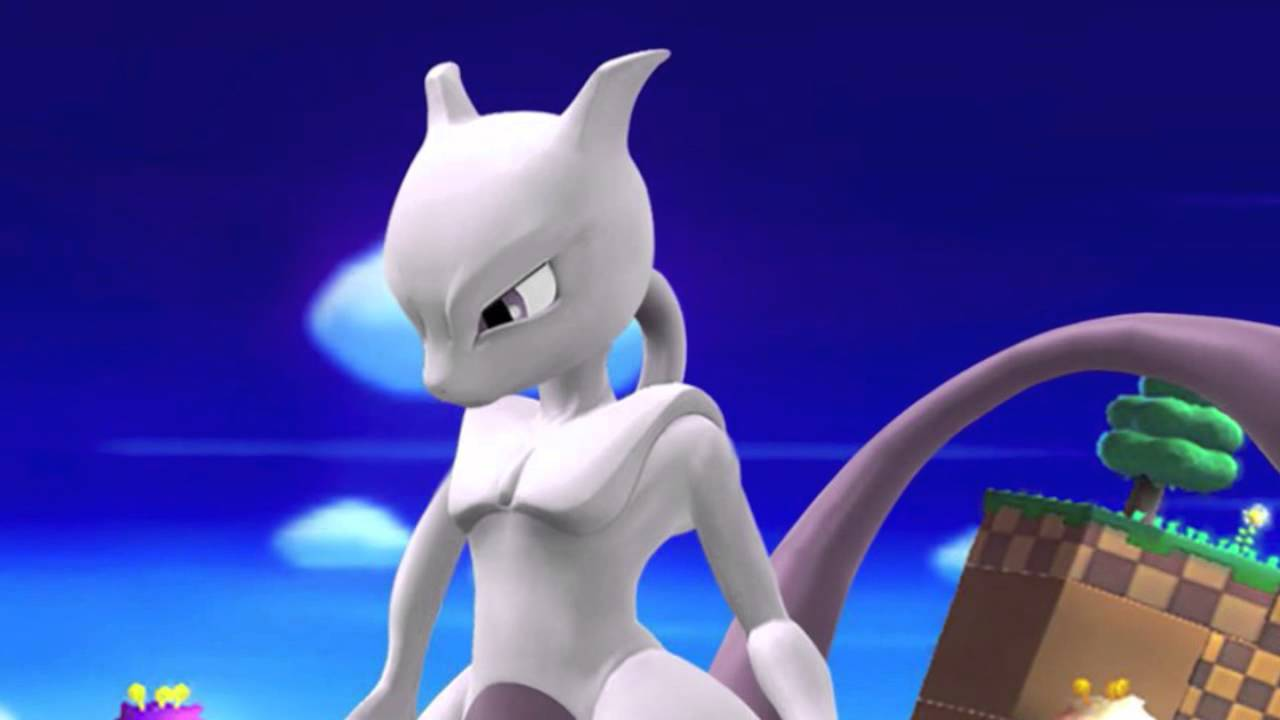 Mewtwo returns to smash (unexpected)
