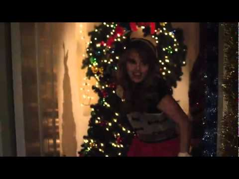 Debby Ryan Deck The Halls Official Music Video (HD)