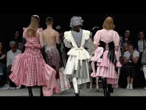 Full Video Ifa Paris Graduation Fashion Show 2018 Master Of Arts Contemporary Fashion Design Youtube