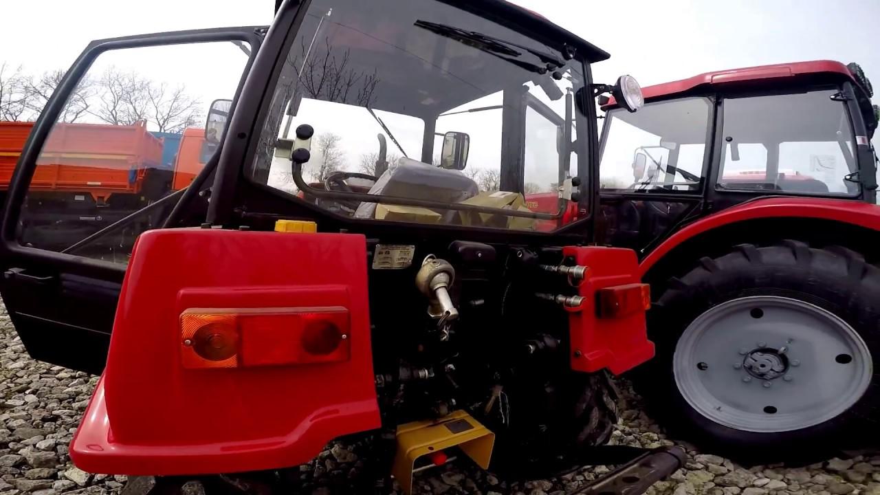 Трактор Беларус 320.4 М (МТЗ 320.4 M) - YouTube