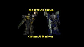 AI AC Request #3 - Armored Core Master of Arena