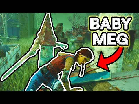 Juking Killers as Baby Meg - Dead by Daylight