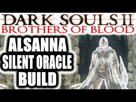 Alsanna Silent Oracle