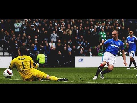 Kenny Miller - SPL Greats | Rangers FC | 100 Club - 1080p