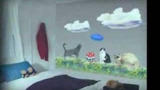 Kids Playroom Idea's Cats