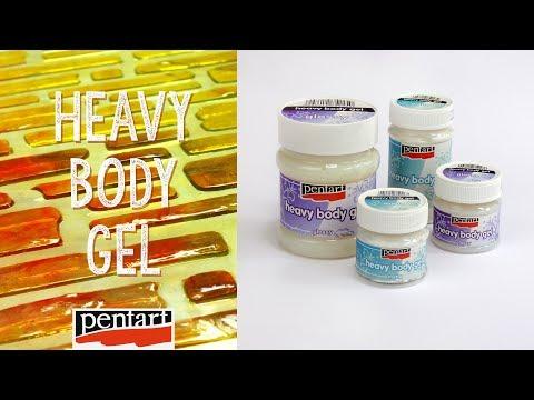 Sűrű gélpaszta // Heavy Body Gel