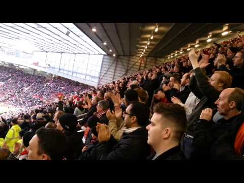 Manchester United v West Ham - Adnan Januzaj Chant