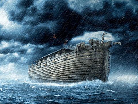 Evangelium 1. neděle postní (cyklus B) - Noe, potopa, spása