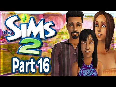 Let's Play: The Sims 2 - (Part 16) - New House, New Looks
