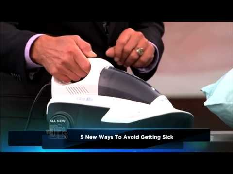 CleanWave Sanitizing Portable Vacuum Medical Course