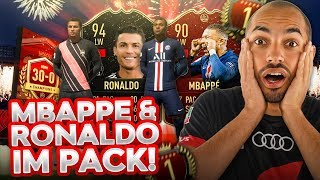 INFORM MBAPPE UND RONALDO IN 30-0 WEEKEND LEAGUE REWARDS!!! | FIFA20