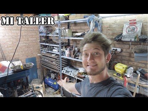 Reacomodando mi Taller
