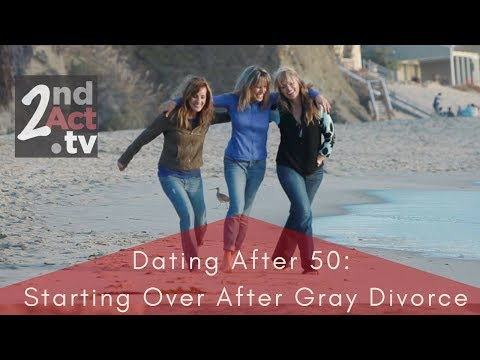 How to start dating after divorce at 50