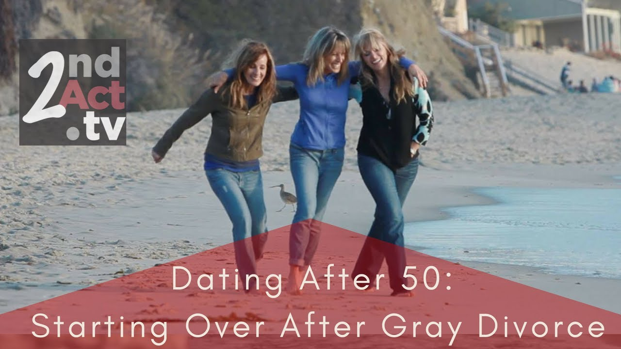 Dating at 50 after divorce for a man