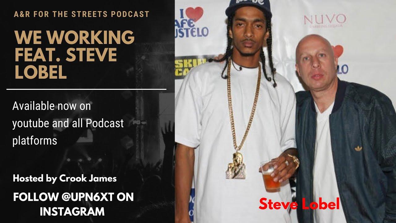 Steve Lobel Talks about the evolution of Hip Hop, Nipsey Hussle, Tupac & Biggie, & More