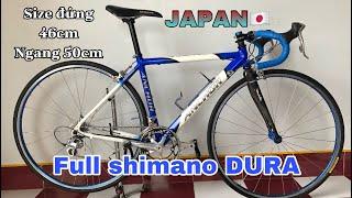 xe đạp nhật bãi- .  Brigdgestone ANCHOR+DURA+MAVIC-LH0911540411