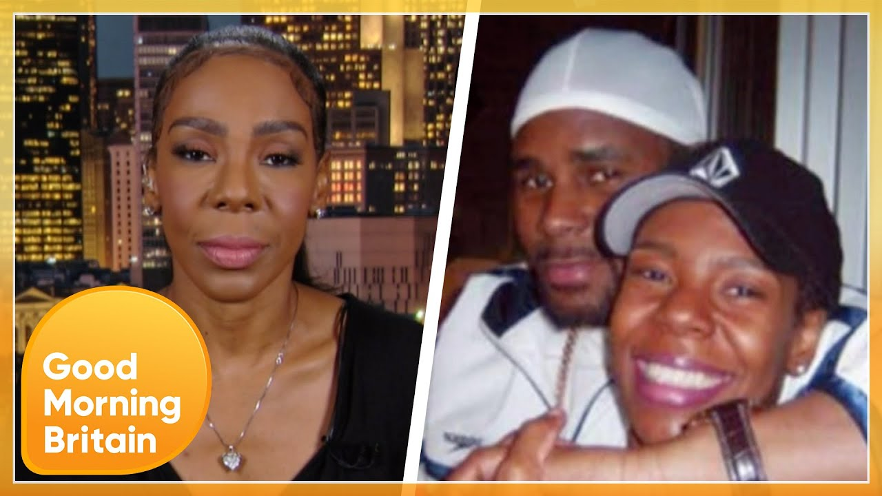 Drea Kelly, Ex-Wife of R Kelly, Speaks Out About Guilty Verdict [VIDEO]