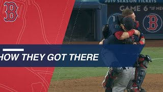 How They Got There: Red Sox win 2018 World Series