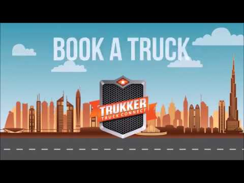 TruKKer is Your Next Big Investment  - MIT EF Pan Arab Application 2017