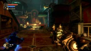 Bioshock 2 Gameplay