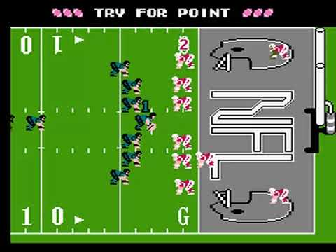 Tecmo Bowl 1959: Chicago Bears Season Week 3 vs Chicago Cardinals