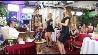 Kedicik Pınar ve Tuğba güzellikleriyle danslarıyla ön planda