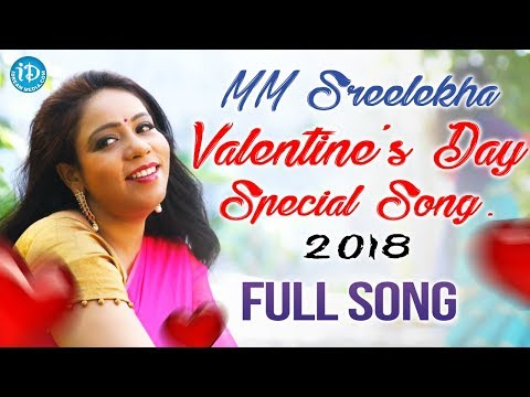 MM Sreelekha Valentine's Day Special Full Song 2018 || #MMSrilekha