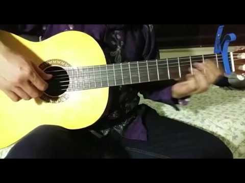 Iwan fals - Kemesraan -  Franky Sahilatua -  (Fingerstyle Cover)
