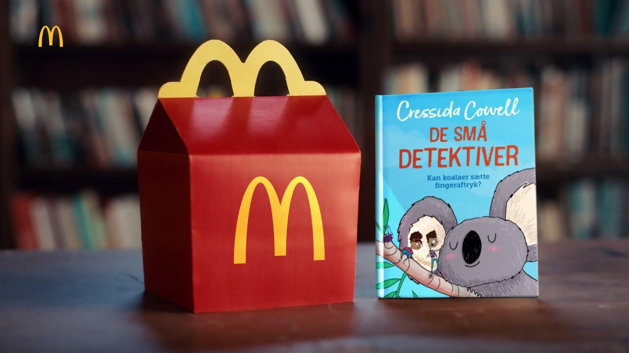 Happy Meal Readers - Læs med dit barn – Få tips til højtlæsning her | McDonald's