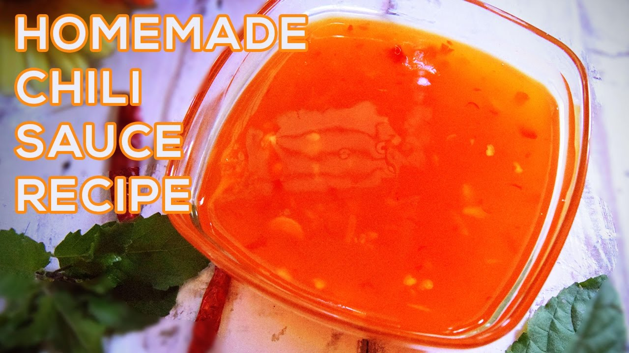 How to make sweet sauce 47