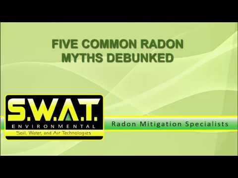 5 Radon Myths Debunked | Radon Mitigation