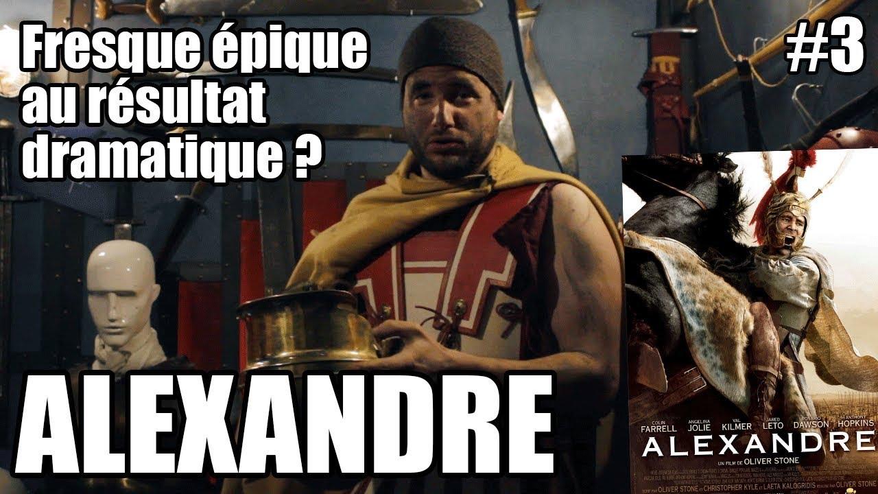 La Réserve #3 - Alexandre, fresque épique au résultat dramatique ?