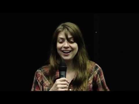 Amber Benson From Buffy The Vampire Slayer @ Oz Comic-Con