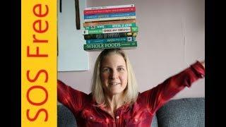 My Favourite Cookbooks | Vegan | WFPB | Salt/Oil/Sugar Free