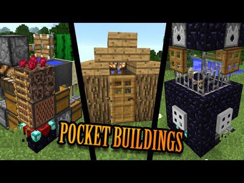 Minecraft: 3 Super Useful Mini Structures YouTube